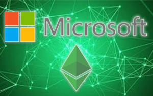 Ether Classic and Microsoft