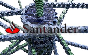Santander and Ethereum
